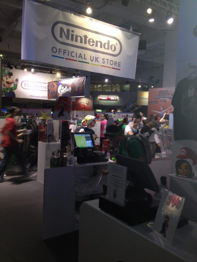 Nintendo EPOS System Hire