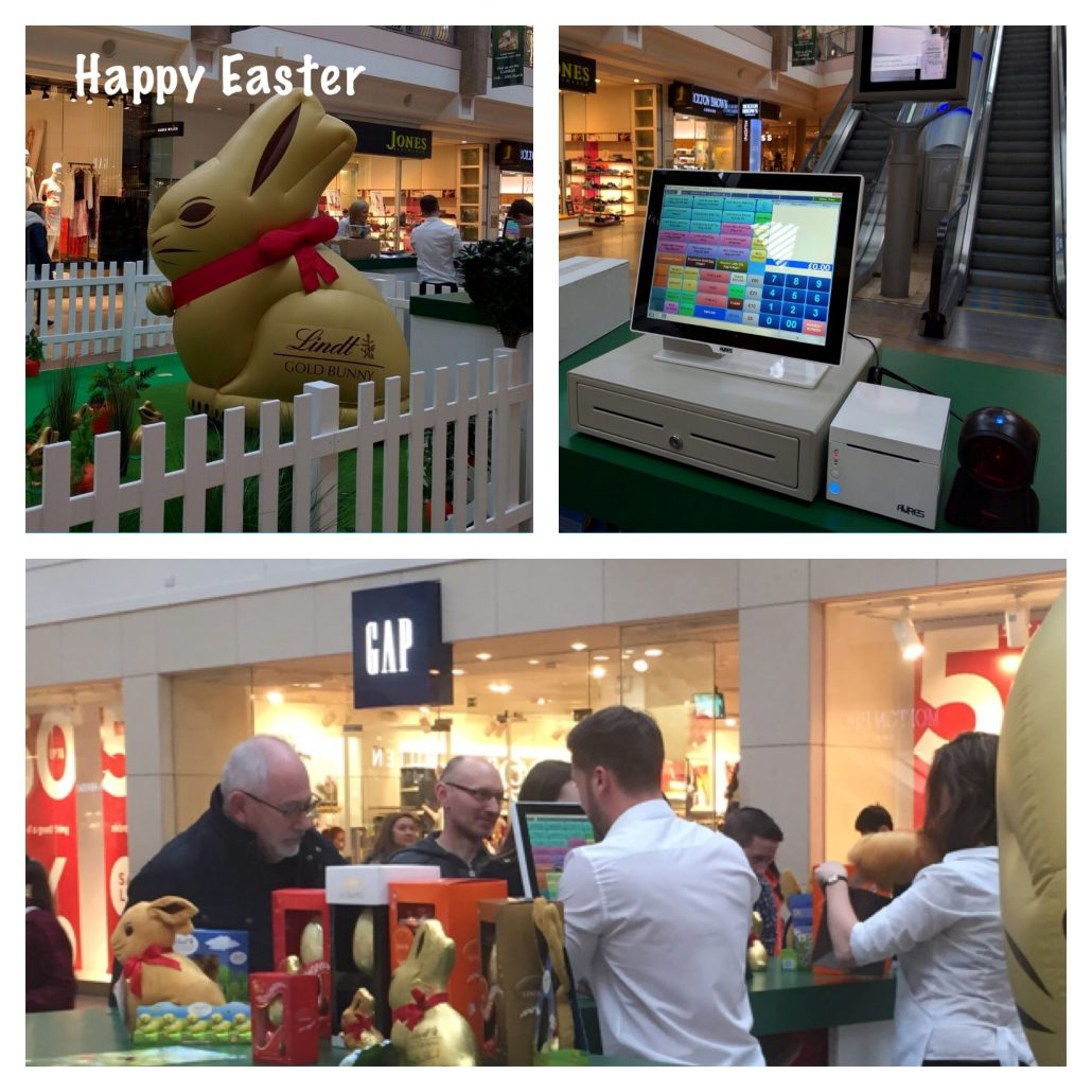Lindt Easter Epos Hire