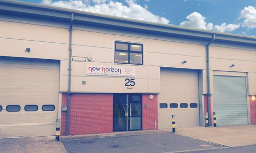 New Horizon Systems Office