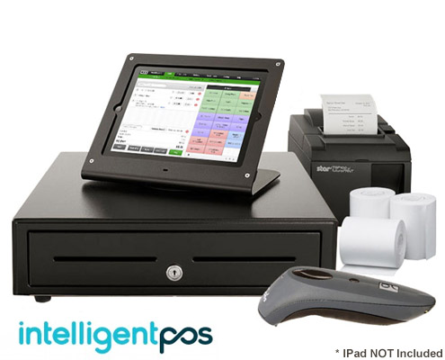 Intelligent POS Package with Scanner for Rent